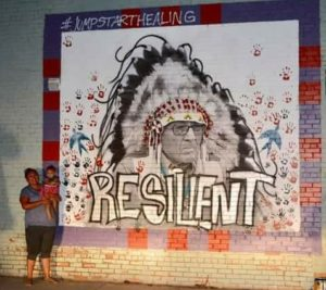 crow and northern cheyenne activist and leader