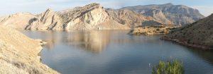 boysen reservoir oil and gas pollution