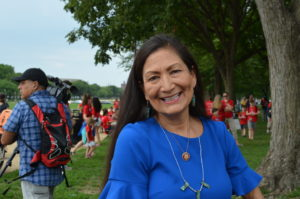 Interior Secretary nominee Deb Haaland