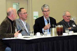 diversifying economy and revenue panel