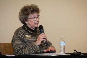 Beth Kaeding testifies in opposition to proposal repealing Clean Power Plan