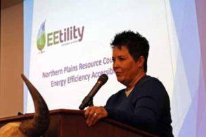 tariffed on-bill financing, Tammy Agard