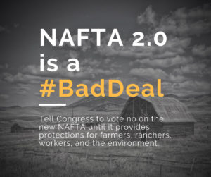 nafta is a bad deal for farmers