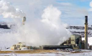 Naughton power Plant and Kemmerer Mine