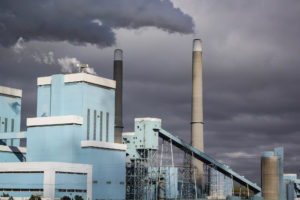 ND coal power plant