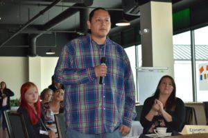 western native voice community organizer