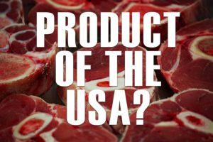 misleading USDA labeling