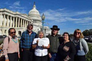 RECLAIM Act advocates