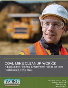 coal mine reclamation jobs