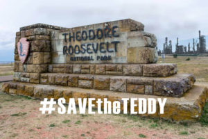 save teddy roosevelt national park