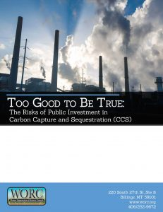 Carbon capture and sequestation