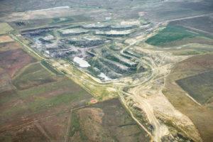 dormant wyoming coal mine