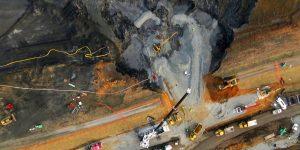 coal ash breach