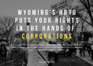 wyoming critical infrastructure bill