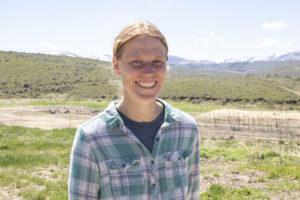 Amy Young regenerative oregon farmer