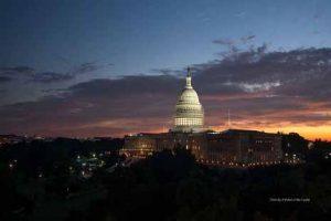 Congressional recess capitol